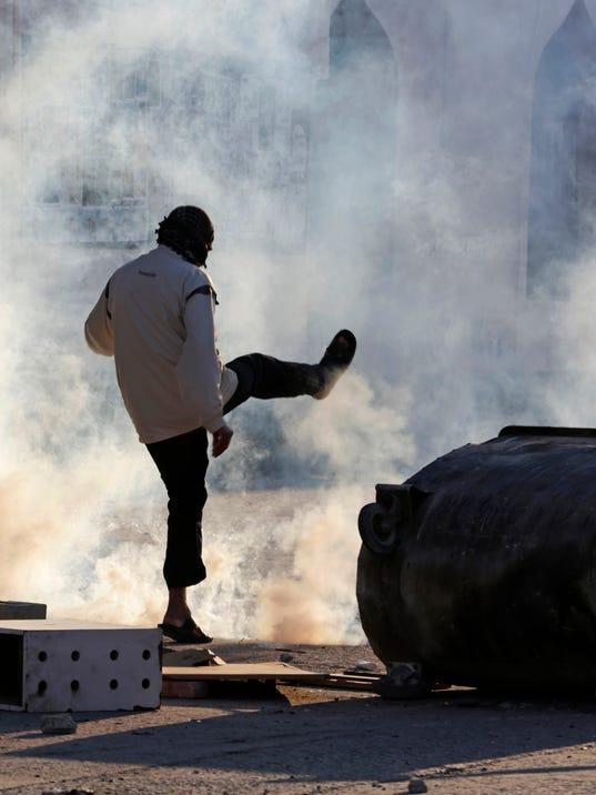 AP MIDEAST BAHRAIN CLASHES I BHR