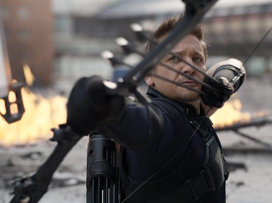 Hawkeye/Clint Barton (Jeremy Renner).