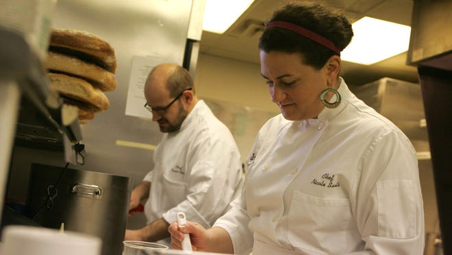 Husband-and-wife chef-owners David and Nicole Seals opened Due Venti in Clawson in 2008.