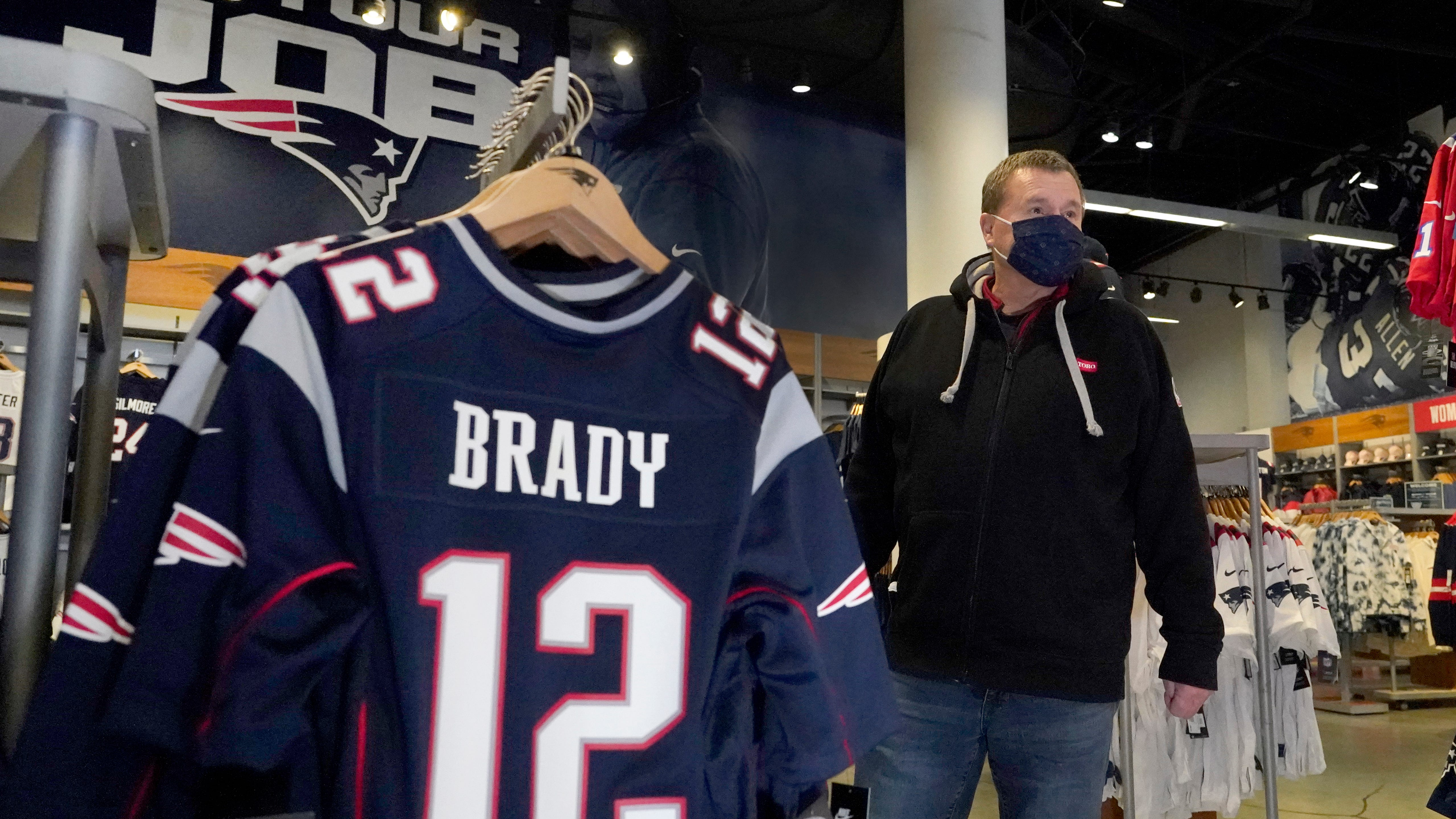 Patriots fans have no ill will for Tom Brady as he heads to the ...