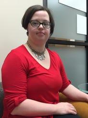 Katie Shaw, 30, Indianapolis, said aborting a fetus