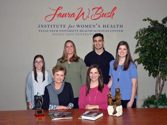 The Laura W. Bush Institute for Women's Health is the Girl Scouts of Central Texas' pick for the 2018 Workplace of Distinction.