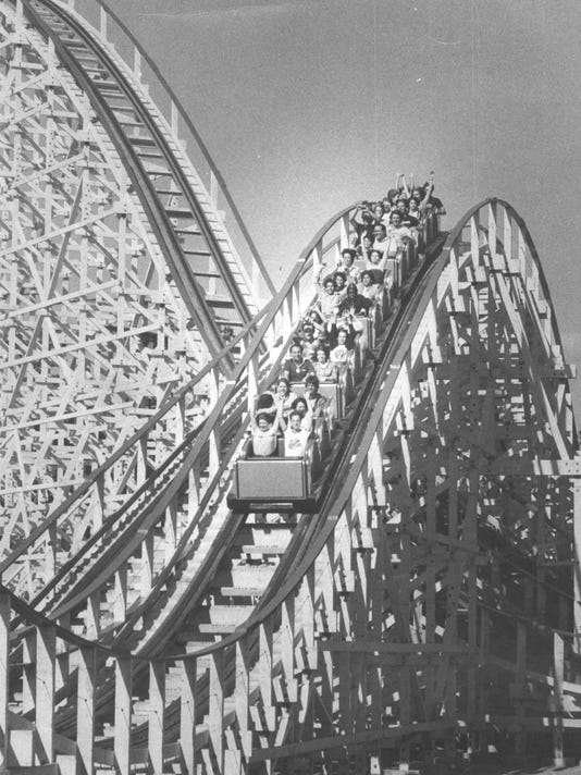 Six Flags Great Adventure: Relive the amusement park's