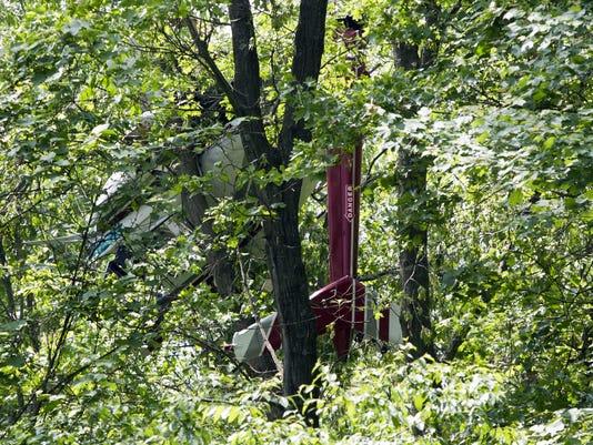 Helicopter Crash-Michigan