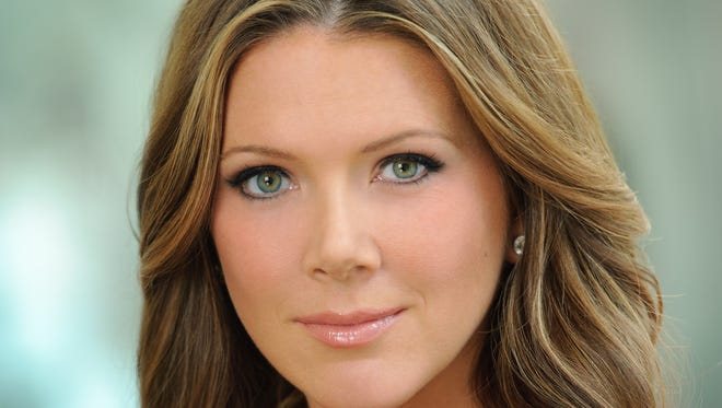 Trish Regan, anchor and editor-at-large for Bloomberg TV.