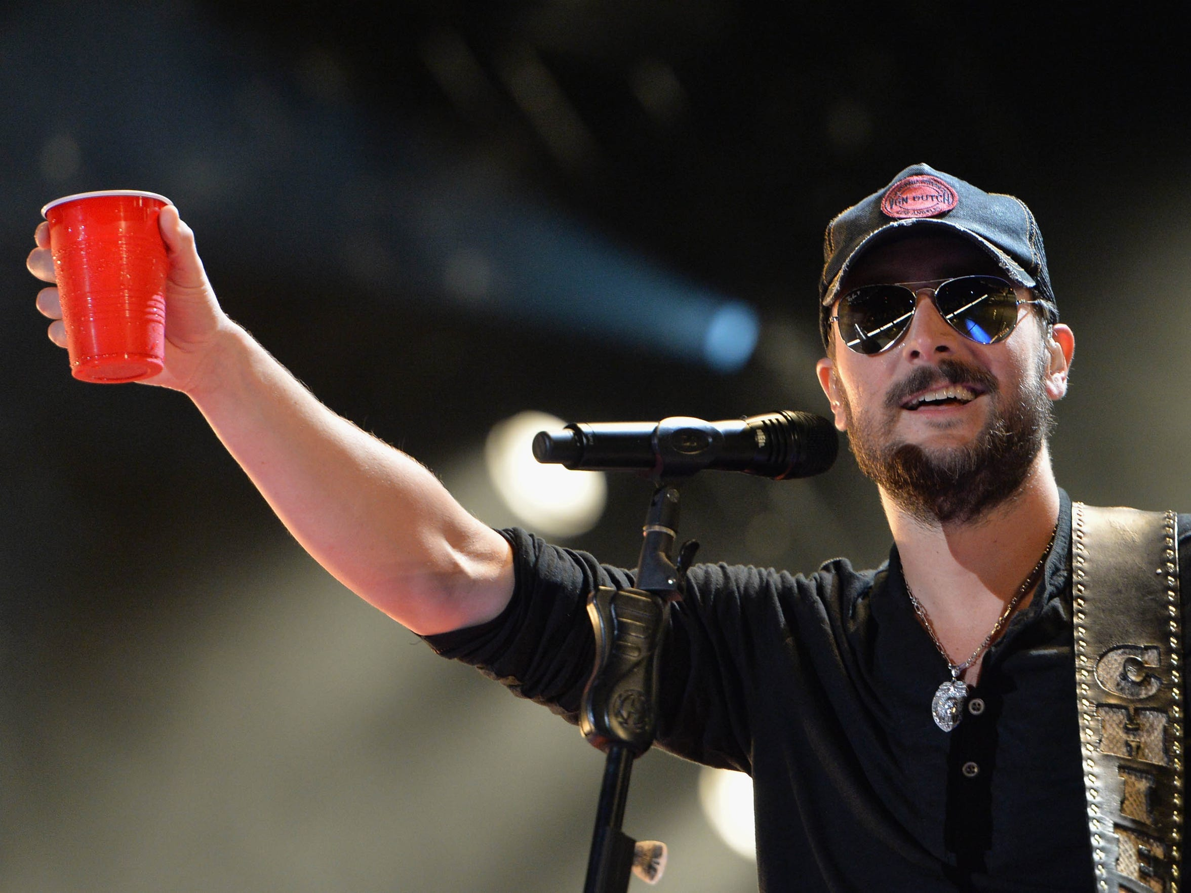 Eric Church is one of the main attractions at Country