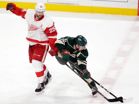 Zach Parise, Mike Green