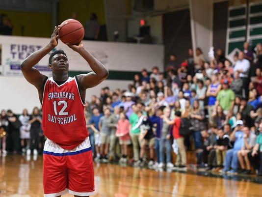 High School Basketball: Zion Williamson