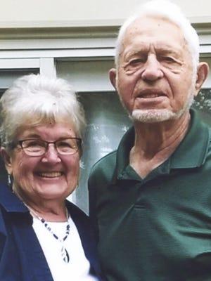Mr. and Mrs. Bob Hoerner