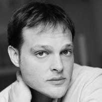 "Louisville native Garth Greenwell and author of ""What Belongs to You."""