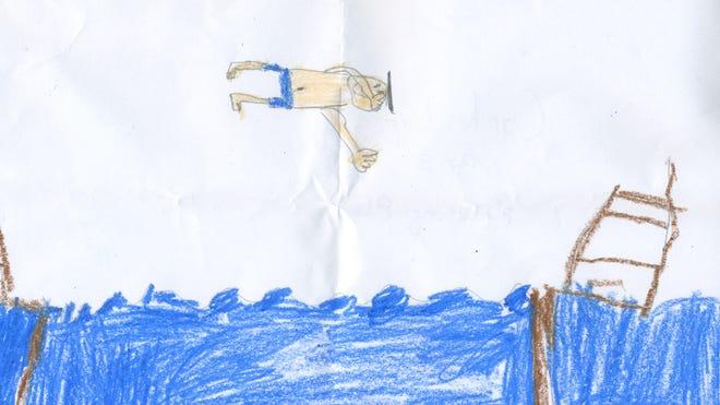 Carlos Lopez, grade three, Pawling Elementary School.