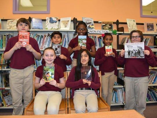 Bridgeton Public School intermediate students show
