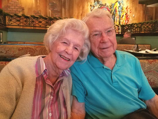 Celebrating 72 Years Together – They married when they