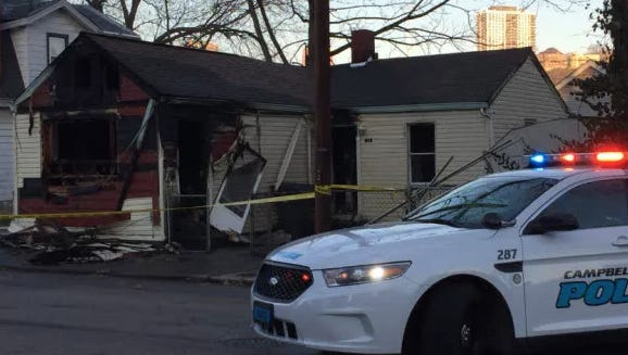 One of the victims was the homeowner, who was pulled from the house by a neighbor.