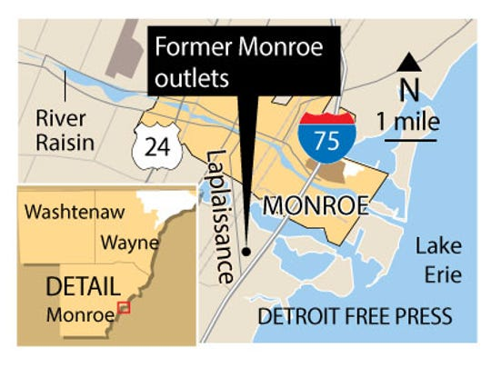Former Monroe outlets