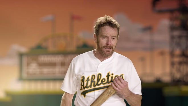 Bryan Cranston puts on a one-man show all about baseball.