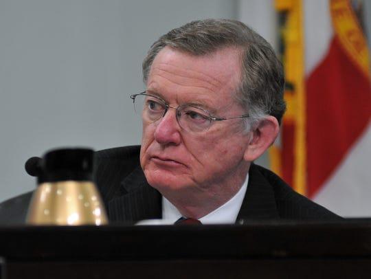Longtime Brevard County Attorney Scott Knox will be