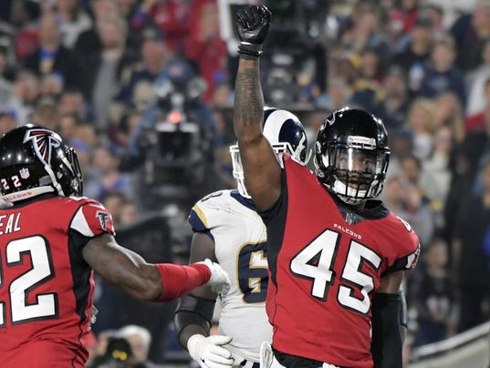 Falcons Prove They Re No Ordinary Wild Card Team With