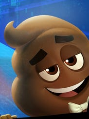 The Poop Emoji will be voiced by Patrick Stewart in