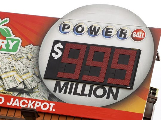 EPA USA LOTTERIES POWERBALL LOTTERY LIF GAMING & LOTTERIES USA GA