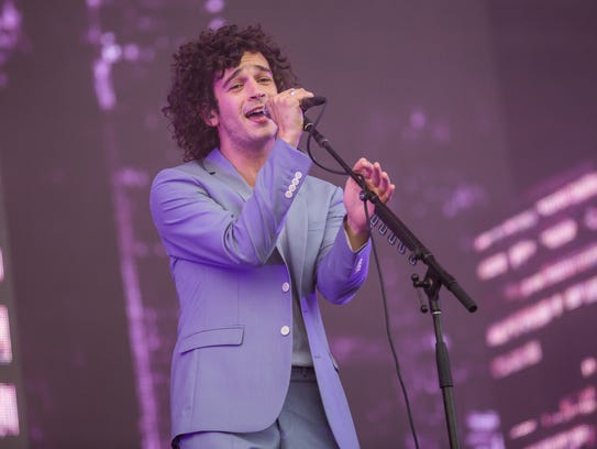 Matt Healy's personal connection with fans is a big