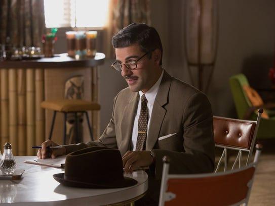 Oscar Isaac plays an insurance claims investigator