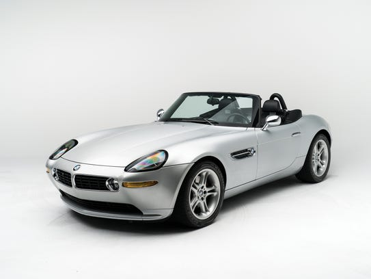 Steve Jobs bought this BMW Z8 — designed by Henrik Fisker — new in 2000. It's now selling for triple its original price.