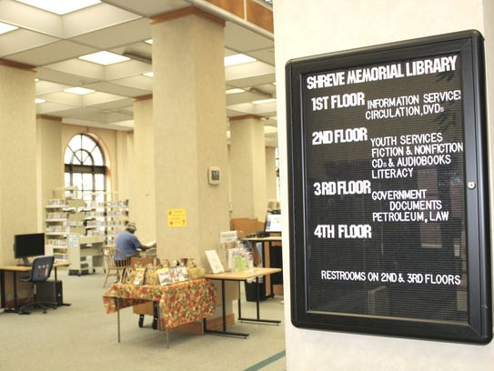 The Shreve Memorial Library hosted more than 200 community