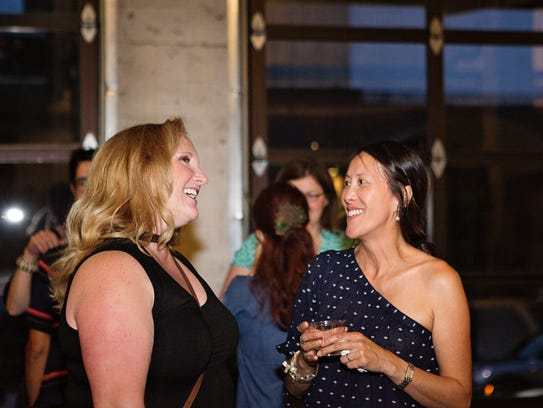 Sip wine and whiskey while meeting new friends at Wine, Whiskey and Women, a 21 and older event at the Willamette Heritage Center on Saturday, April 7.