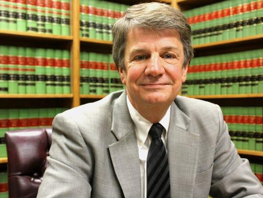Caddo Parish Juvenile Court Judge Paul Young