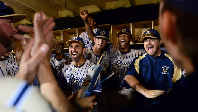 Roberson beat Charlotte Providence, 11-5, in Friday's fourth round of the NCHSAA 4-A baseball playoffs.