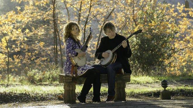 Bela Fleck and Abigail Washburn will play Ocala's Reilly Arts Center on Feb. 12.