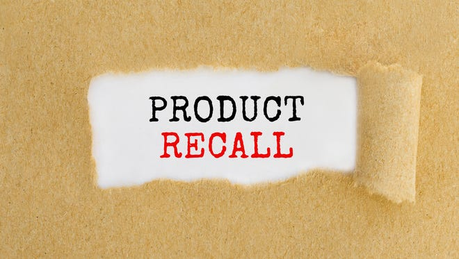 130 pounds of fully cooked curry chicken salad products have been recalled due to incorrect labeling and an undeclared allergen.