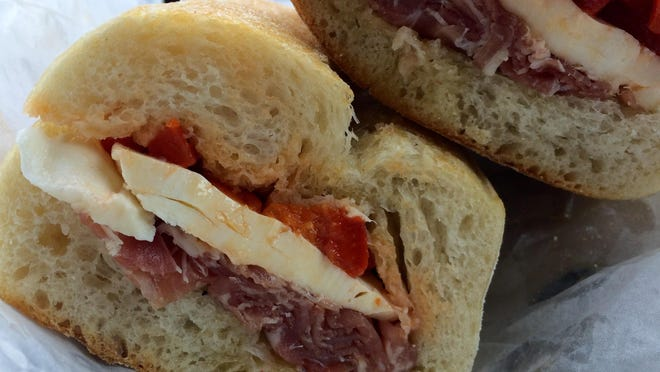 The Godfather from Mario's Meat Market & Deli is JLB's #ASandwichADay pick for Saturday, August 8.