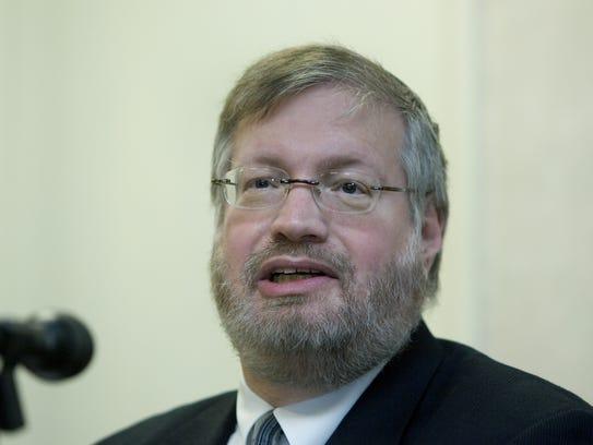 Rabbi Moshe Zev Weisberg.