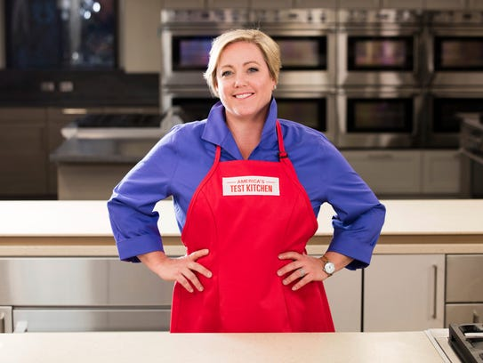 Julia Collin Davison Of America S Test Kitchen