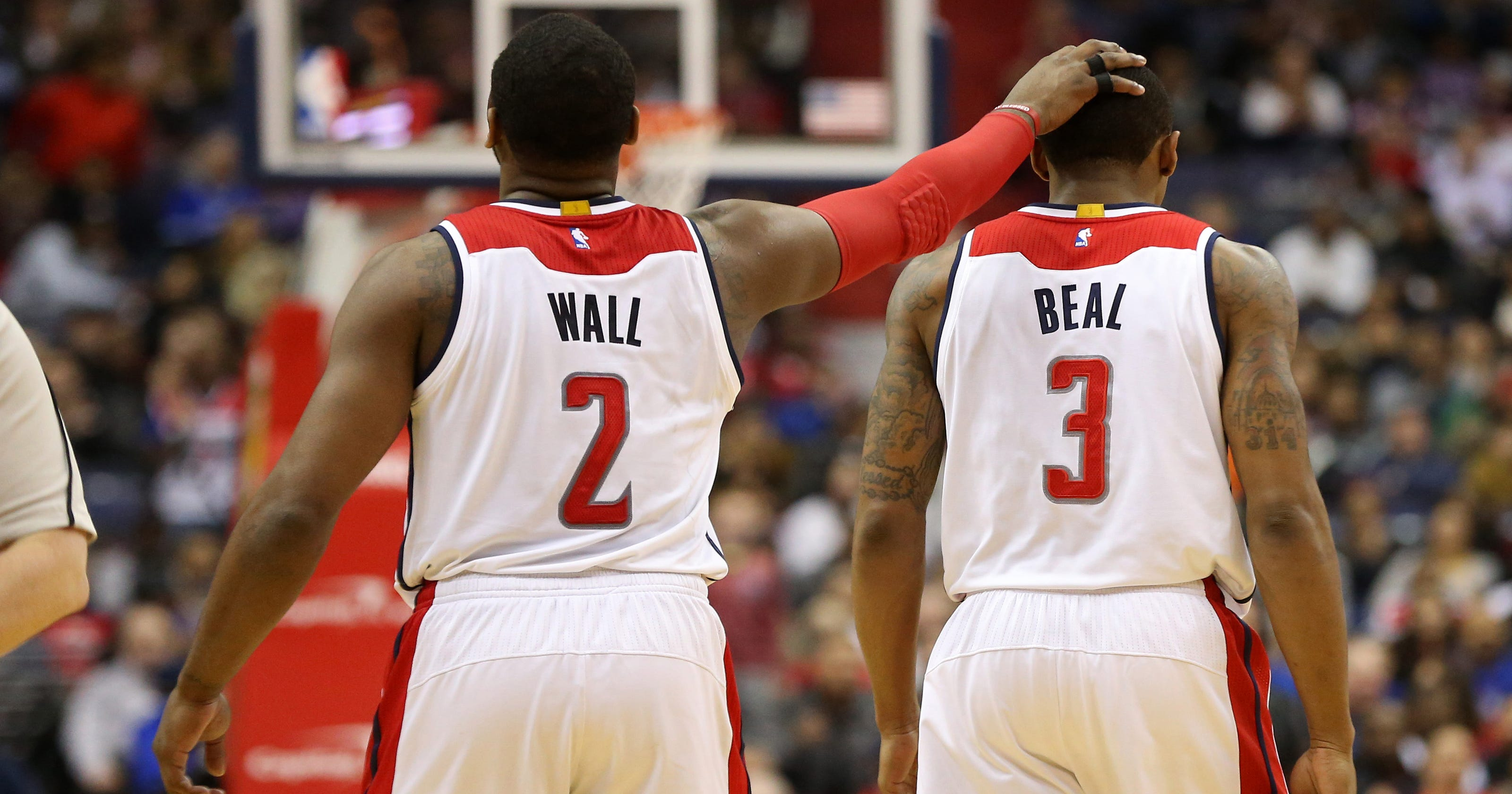 Wizards Q A  Talking with John Wall e9a57ab98