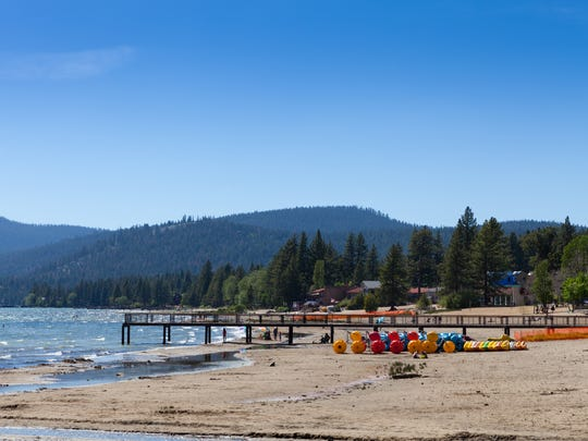 Kings Beach State Recreational Area in downtown Kings Beach is another option with picnic and beach areas, fishing (license required) and watersport opportunities.