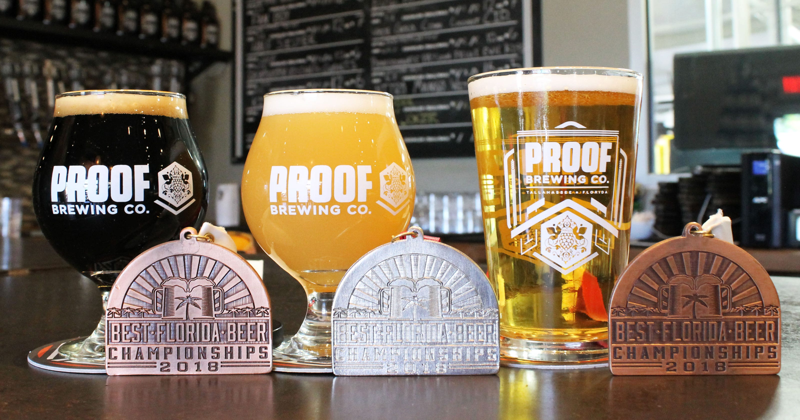 It's been a magical month for Proof Brewing