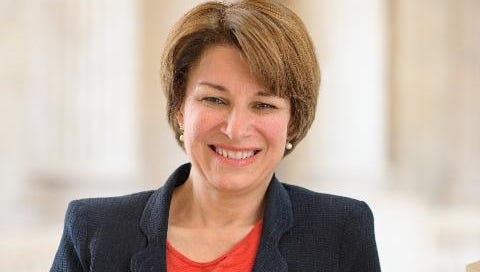 Sen. Amy Klobuchar, D-Minn
