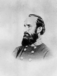 """The Confederate Army was without Gen. Thomas """"Stonewall"""""""