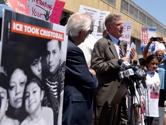Rep. Frank Pallone (D-NJ 6th distirct) talks about