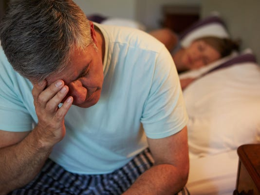 Lack of sleep and risk of high blood pressure