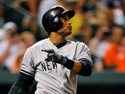 Robinson Cano is the top free agent on the market.