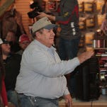 Prizes were awarded in Simmons' Sporting Goods Big Buck contest on Saturday at the Bastrop store.. This was the 26th annual contest. There were more than 60 winners for the prizes worth more than $150,000.