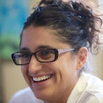 Mona Hanna-Attisha, MD, MPH program director for the pediatric residency at the Hurley Children's Hospital at Hurley Medical Center in Flint.