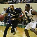 Jackson State guard Chace Franklin scored 16 points in the Tigers' win against MVSU earlier this season.
