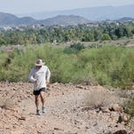 Wide, flat and easy, North Trail at McDowell Mountain Park is great desert hiking.