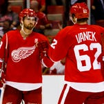 Red Wings are committed to camaraderie