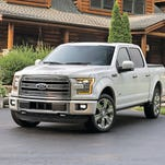 Ford recalls 1.3 million F-150, Super Duty trucks; doors could open while driving